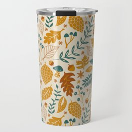 Autumn Foliage Travel Mug