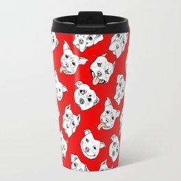 Pittie Pittie Please! Travel Mug