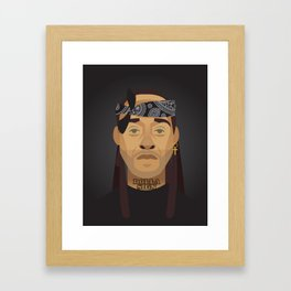 Ty Dolla Sign Framed Art Print