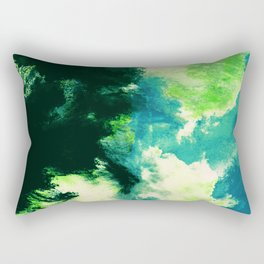 Closer to the Edge Rectangular Pillow