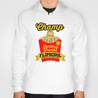 nba Hoodies featuring NBA Fantasy Champ 2014 by Ric_Hardwood