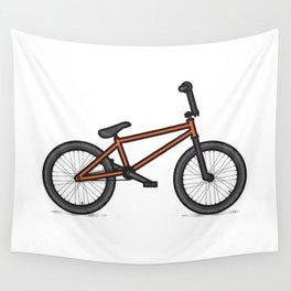 #17 BMX Wall Tapestry