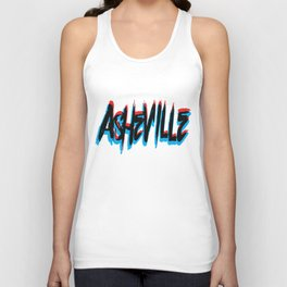 ASHEVILLE  Unisex Tank Top