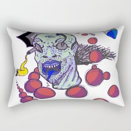 Radical Motion Rectangular Pillow