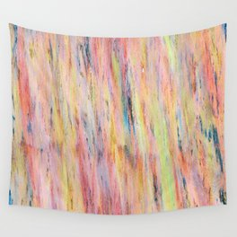 Color gradient and texture 42 Wall Tapestry
