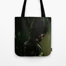 The Arrow Tote Bag