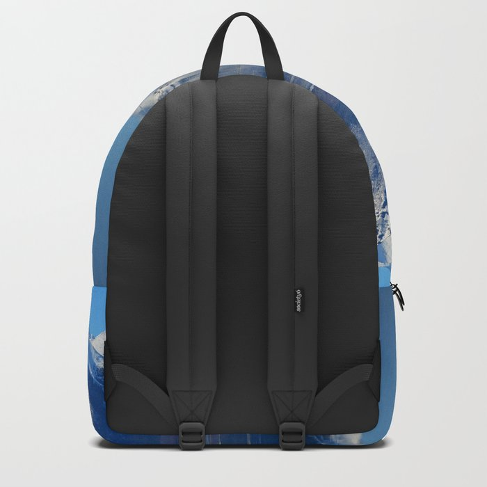 Turnagain Arm Mirror - Alaska Backpack
