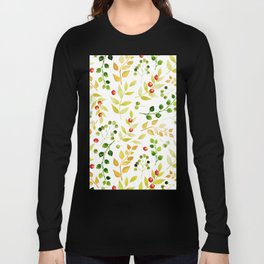 Branches and Leaves 2 Long Sleeve T-shirt