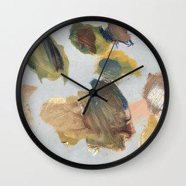 LIMITED PALETTE NO. 2 Wall Clock