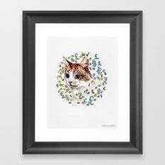 Money Shot Framed Art Print