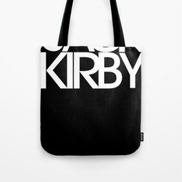 Classic : Jack Kirby Black  Tote Bag