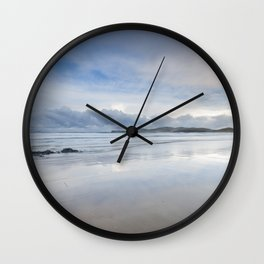Balnakiel Beach Wall Clock