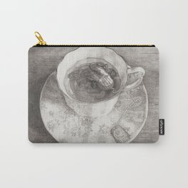 Teacup Octopus Carry-All Pouch