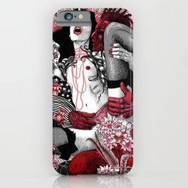 Mad Love Paradiso iPhone Case