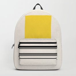 Code Yellow Backpack