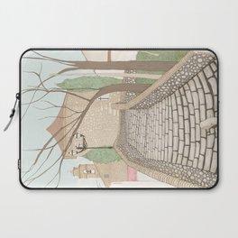 """LA PUENTE"" de Alcañizo Laptop Sleeve"