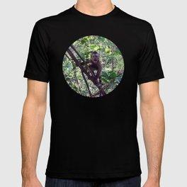 Monkey Sanctuary – Monkey with attitude T-shirt