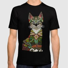 pixiebob kitten sienna Black MEDIUM Mens Fitted Tee