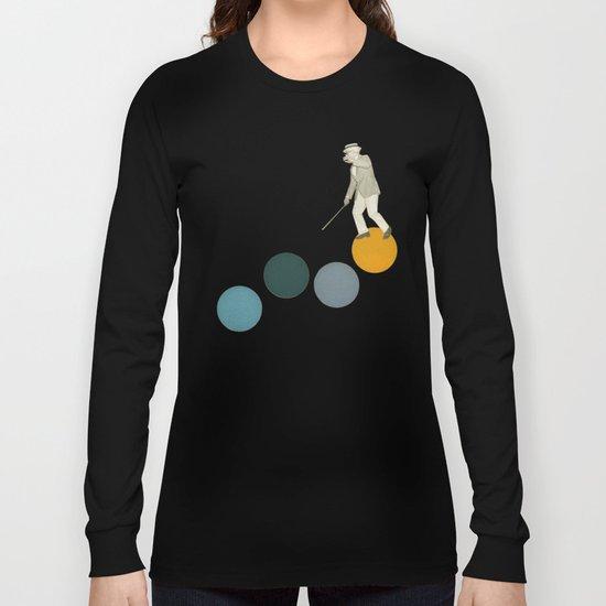 Tap Dancing Long Sleeve T-shirt