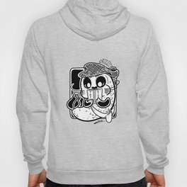 Scholarly Seal Hoody