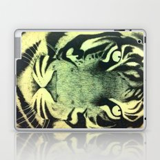 Be a Tiger (Yellow) Laptop & iPad Skin