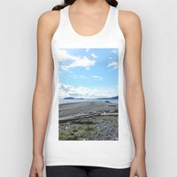 kirby Tank Tops featuring Camp Kirby by Krista Dawn
