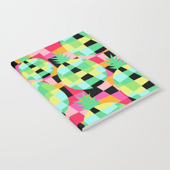Pop-Pineapple Notebook