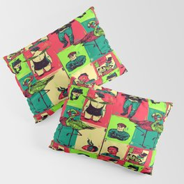 Random_things03.jpg Pillow Sham