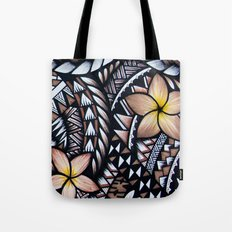 Samoan Beauty Tote Bag