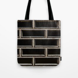 The Grille Tote Bag