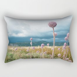 Lefkada view Rectangular Pillow