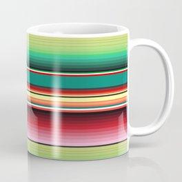Mexican Textile Fabric Pattern  Coffee Mug