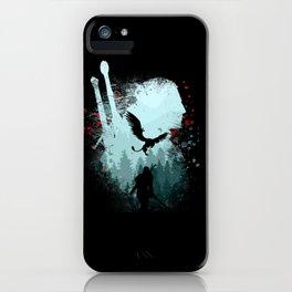 Wild Pursuiter iPhone Case