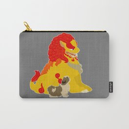 Shih Tzu Foo Dog Carry-All Pouch