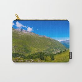 Alpine valley Carry-All Pouch