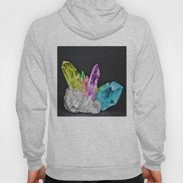 Chakra Rock Crystal - Geode Series Hoody