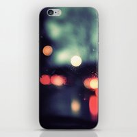 blur iPhone & iPod Skins featuring Blur by Jake Metzger Photography
