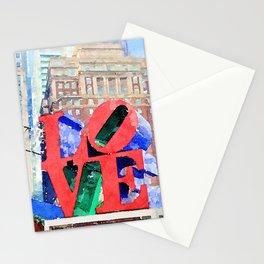 Love Park Stationery Cards