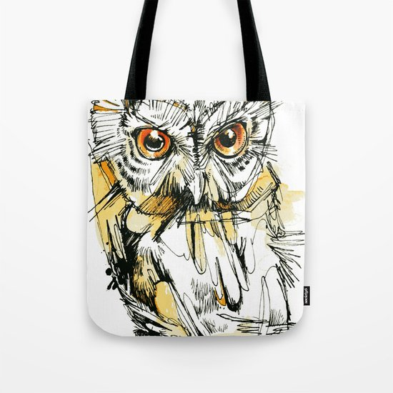 Little Screech Tote Bag