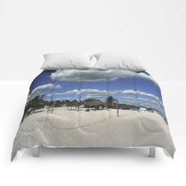 Carribean sea 15 Comforters