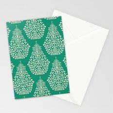 SPIRIT jade cream Stationery Cards