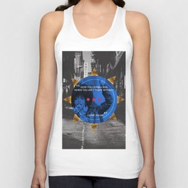 Lauryn Hill tribute  Unisex Tank Top