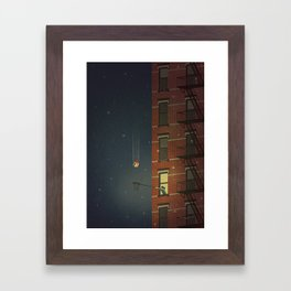 A Special Gift Framed Art Print