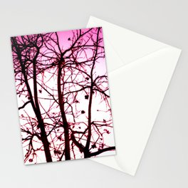 La vie in Rose Stationery Cards