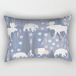 Yellowstone (Tide) Rectangular Pillow