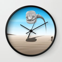 The Call Wall Clock