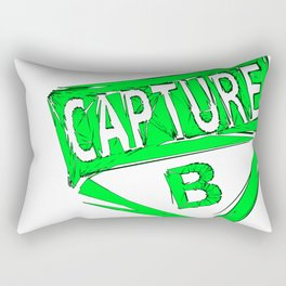 Always Capture B Rectangular Pillow