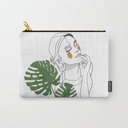 Green Time in the Meantime - 1 Carry-All Pouch