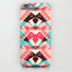 Raccoons and hearts Slim Case iPhone 6s