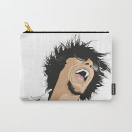 WILD HAIR II Carry-All Pouch